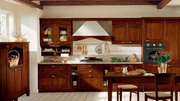 Cocinas gaz for Muebles de cocina rusticos fotos